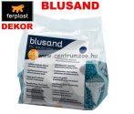 Ferplast Blusand Blue kavics akvárium dekor - KÉK 500g
