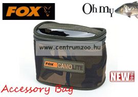 Fox Small Accessory Camo Bag aprócikkes táska (CLU301)