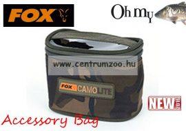 Fox Small Accessory Camo Bag aprócikkes táska (CLU301)