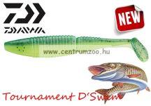Daiwa Tournament D'swim gumihal mahi-mahi 9cm 5db (16507-998) UV Active