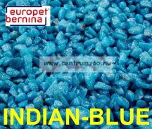EUROPET BERNINA Aqua D'ella Glamour Stone 6/9mm 2kg INDIAN-BLUE akváriumi kavics aljzat (257-420522)