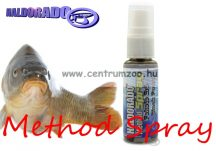 HALDORÁDÓ Method Spray - Fekete Erő spray aroma 30ml