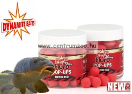 Dynamite Baits Fluro Pop-Up Robin Red bojlik (DY563 DY042 DY043)