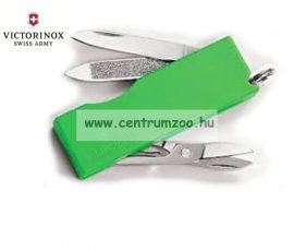 Victorinox SWISS ARMY PENKNIFE TOMO  GREEN zsebkés, svájci bicska  0.6201.A4
