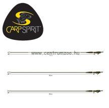 Carp Spirit GRAVITY READY LEADER METALLIC LEAD CLIP  előke szerelék zöld 90cm 3db  (ACS010150)