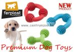 Ferplast tartós gumi rágcsa és apport játék kutyáknak PA6560