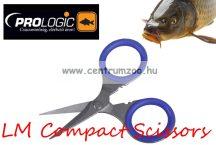 Prologic LM Compact Scissors profesional olló fonott zsinórhoz (49961)