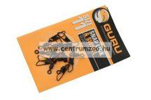 GURU Size 11 Snap Link + Swivel forgókapocs (GSLS)