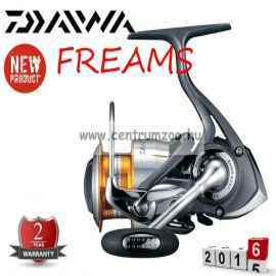 Daiwa Freams 3515PE-HA prémium elsőfékes orsó  (10417-351)