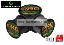 Gardner Pro Light Blend főzsinór -áttetsző zöld- (XPC10L XPC12L XPC15L XPXML) nagy tekercs