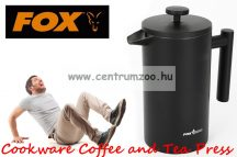 Fox Cookware  Coffee and Tea Press - kemping kávé és tea főző 1000ml (CCW016)