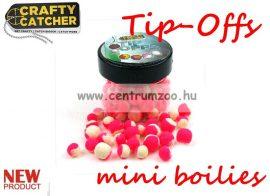Crafty Catcher Tip Offs mini boilies  - 6 és 8 mm  20 g - SuperSweet Coconut - édes kókusz