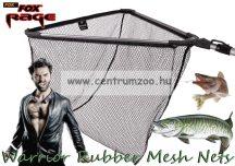 MERÍTŐ  Fox Rage Warrior Rubber Mesh Nets merítőszák  - 60cm 210cm (NLN010)