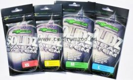 KORDA PVA Solid PVA Bags Medium tasak csomag 75*100mm (20db) (KPVA3)