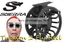 Scierra TRACK 2 FLY REEL #7/9  Black  prémium legyező orsó (63615)