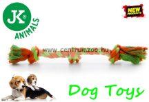 Camon fogtisztító kötél csont játék kutyáknak 35cm 3 csomós (45984)