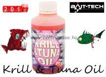 Bait-Tech Krill & Tuna Oil  rák és tonhal olaj 500ml (2501441)