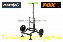 FOX Matrix F & P System 2 Wheel Transporter  bojlis, versenyládás talicska (GTR002)