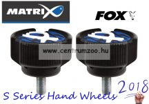 Fox Matrix® S25 S Series Hand Wheels  versenyláda stégcsavar (GMB131)