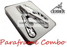 Gerber Suspension Multi-Tool és Paraframe Mini Edge Zsebkés díszcsomagolásban  Amerikából 31-003208