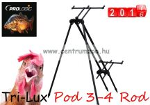 PROLOGIC Tri-Sky Pod 4 Rod masszív 4 botos rod pod (54368)