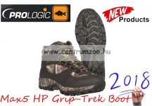 Prologic Max5 HP Grip-Trek Boot 46 - 11  bakancs (55643)