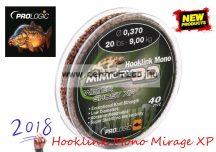 PROLOGIC Hooklink Mono Mirage XP 40m 20lbs 9.00kg 0.370mm előke zsinór (48463)