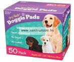 Doggie Pads Dry-Tech padozat pelenka 58*61cm XL 100db (041150)