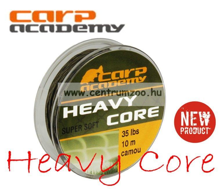 CARP ACADEMY Heavy Core 10m 35lb Camo (3310-035) - Díszállat és ... be87b719eb
