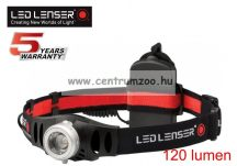 LED LENSER H3.2 fejlámpa 3xAAA 120lm (500767)