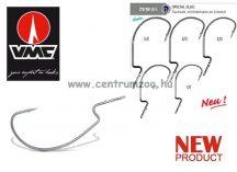 VMC 7319 XL Wide Gap Worm műcsalis, gumihalas horog