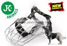 JK Animals Dog Safe fém szájkosár (44046) Kaukázusi juhász méretű kutyáknak