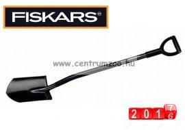Fiskars ergonomikus ásó hegyes (131410)