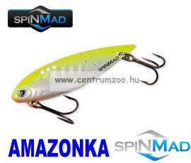 SpinMad Blade Baits gyilkos wobbler  AMAZONKA 5g K0407