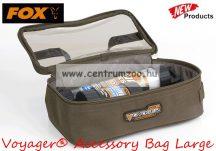 Fox Voyager® Accessory Bag Large horgásztáska 27x17x10cm (CLU348)