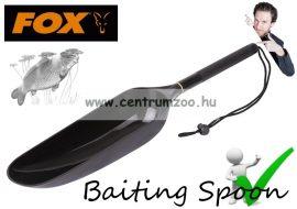 FOX Large Baiting Spoon & Handle For Carp Fishing etető lapát (CTL004)