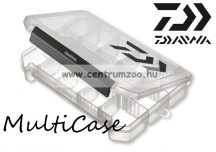 DAIWA Premium Multi Case 205MD 20.5x14.5x4.0cm aprócikkes doboz biztos zárással (15807-206)