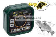 Carp Spirit Re-Action Braid 15lbs 6,8kg 20m Camo Brown - fonott előkezsinór