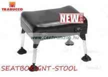 Trabucco SEATBOX GNT-STOOL erős horgász ülőke (116-00-620)