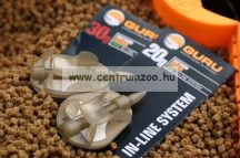 Guru Mini 20g Method Feeder 30g  method feeder kosár (GMI30)