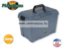 FLAMBEAU Zerust Tackle Box prémium láda 38x20x25.5cm 1499 modell (69-20499)