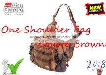 Abu Garcia táska One Shoulder Bag 02 Coyote Brown (1424121)