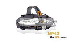 fejlámpa  FENIX HP12 LED FEJLÁMPA (900 LUMEN) vízálló 123m fényerő