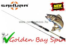Sakura Golden Bay Gobs Spinning  762 ULST 2,29m  0,5-7g pergető bot (SAPRD800776)