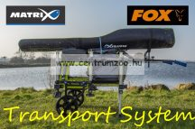 FOX Matrix 2 wheel Superbox transporter bojlis, versenyládás talicska (GTR003)