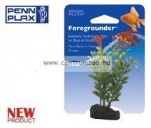 PENN PLAX AQUA LIFE Betta Plant Moneywort 9cm műnövény zöld narancssárgával (069048)