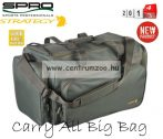 Spro Strategy Carry-All Big Carp Bag XL 58*33*32cm pontyos táska rekeszekkel (6400-103)