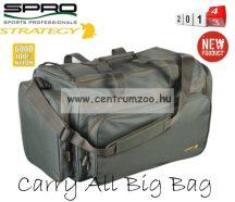 Spro Strategy Carry-All Big Carp Bag XL 58*33*32cm pontyos táska rekeszekkel (6400-203)