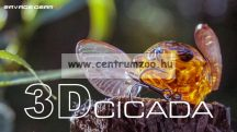 Savage Gear 3D Cicada 3.3cm 3.5g F Black (61987) műcsali