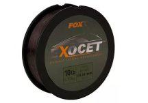 FOX Exocet® Mono Trans Khaki 1000m 10LBS 0.261mm monofil zsinór (CML149)